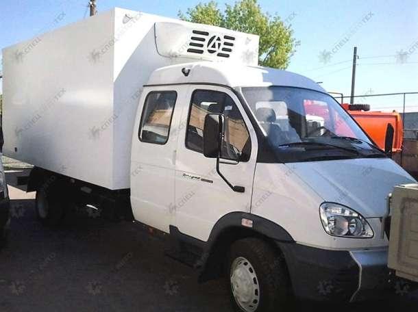 Газель Бизнес, Газель-Next ГАЗ-A21R22, ГАЗон Next, 3309 изотермический фургон. , фотография 1
