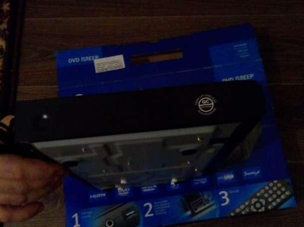 Новый DVD плеер vitek VT-4101 BK, фотография 5