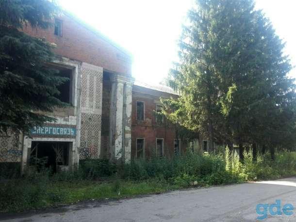 Срочно! Продается нежилое здание.(АКБ) 2 этажа, Тульская обл. Узловской район. п. 1-ая Каменская., фотография 2