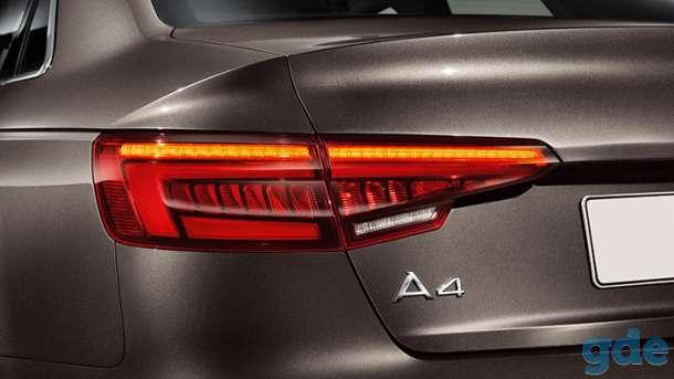 Новая Audi A4, фотография 3