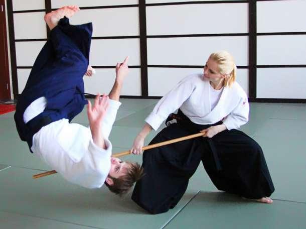 Занятия Айкидо для детей и взрослых, фотография 5