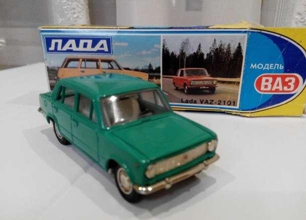 коллекционные модели автомобилей и техники, фотография 2