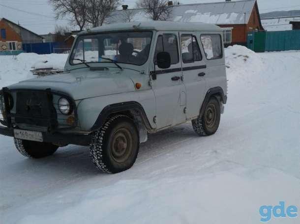 Продам УАЗ 1999 гв, фотография 1