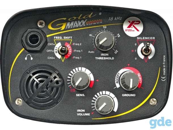 Металлоискатель XP GoldMaxx Power, фотография 1