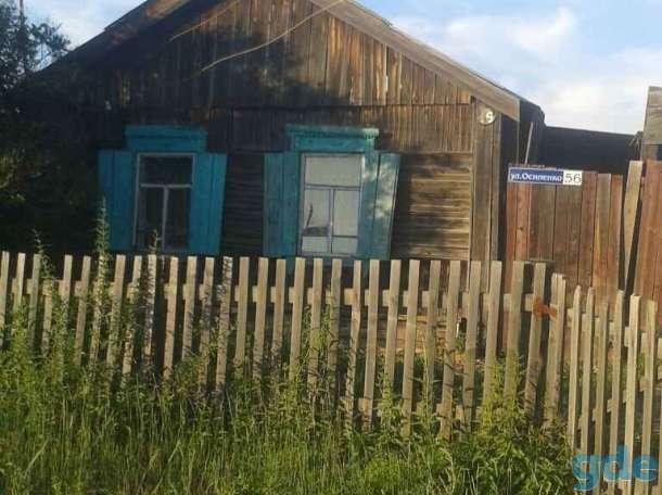 Дом в зиме, Осипенко 56, фотография 1