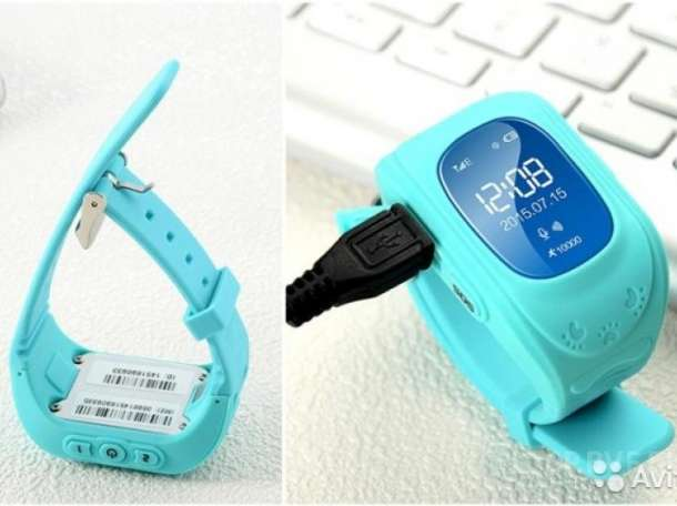 Детские GPS часы q50 для безопасности вашего ребенка, фотография 2
