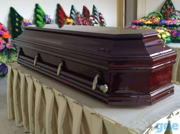 гробы из массива древесины, фотография 2
