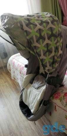 транспорт для малыша 2в 1 и автолюлька, фотография 3