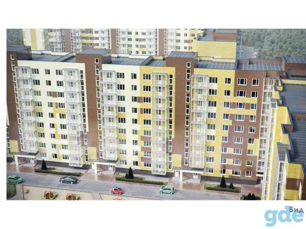 3-хкомнатная квартира в новостройке на Яграх, Октябрьская, 61, фотография 3