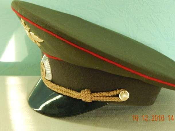 Фуражка офицерская размер 56, фотография 3
