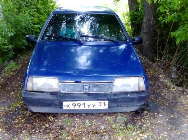 Продам ВАЗ 21099, 1999 г., фотография 1