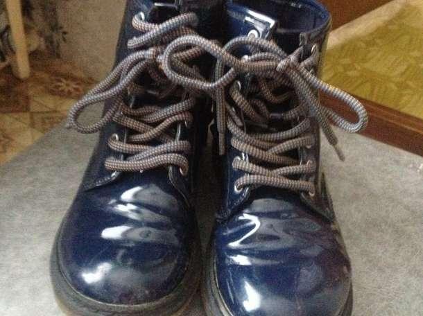 Детские ботинки zara kids 29 размер для девочки, фотография 1