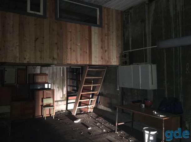 Продам гараж на 3 машины с баней и комнатой отдыха., фотография 3