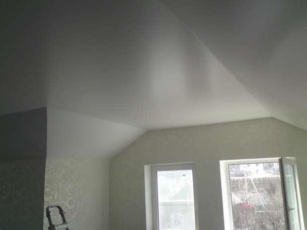 Натяжные потолки, фотография 10