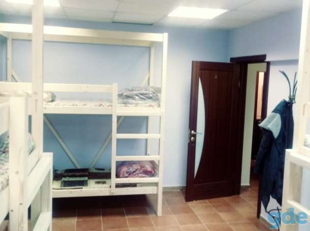 Сдам койко-место в хостеле, Нижняя Масловка 5, фотография 10