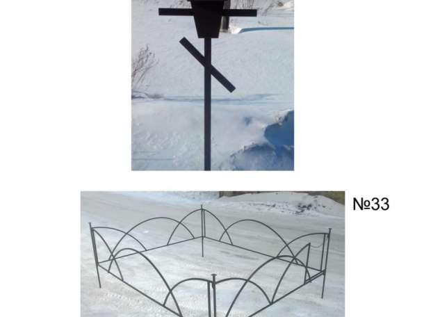 Ограды для могил, фотография 11