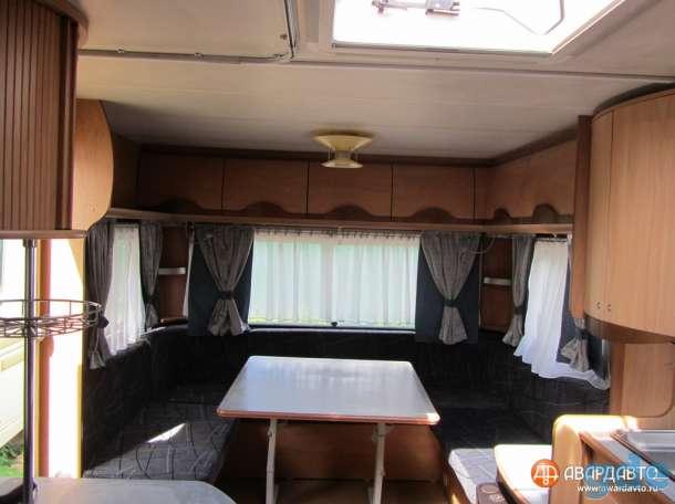 Дом на колесах, прицеп дача для легкового автомобля  BUERSTNER AMARA 690 TS, фотография 6