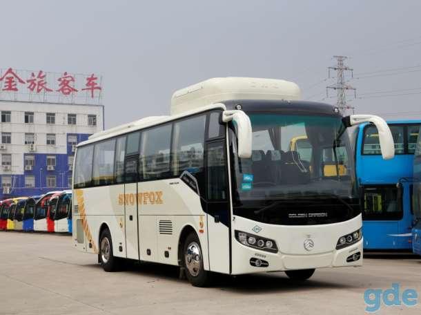 Автобус Голден Драгон XML 6957, фотография 1