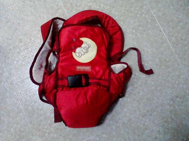 детский рюкзак — кенгуру WOMAR, фотография 1