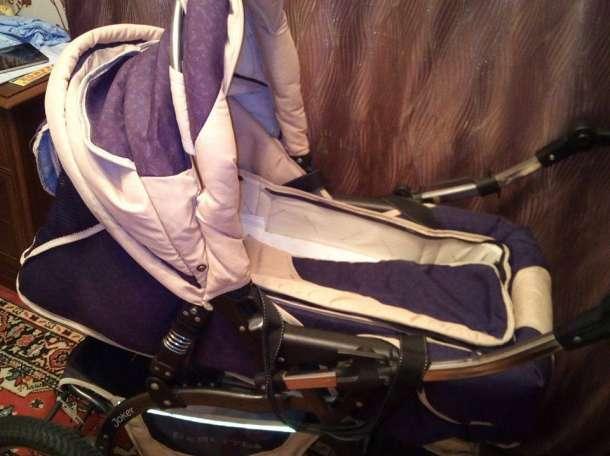 Срочно продаю хорошую коляску 3в1, фотография 8