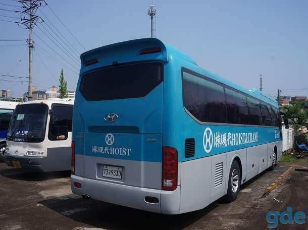 Туристический автобус Hyundai Universe, 2011г, фотография 2