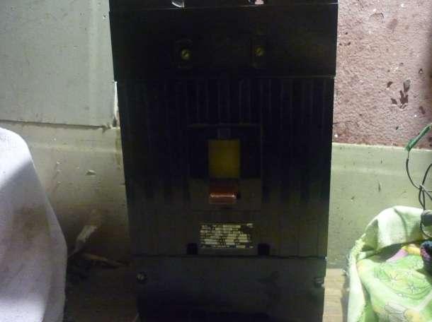 автоматические выключатели  кэаз.контактор.дэнва., фотография 1