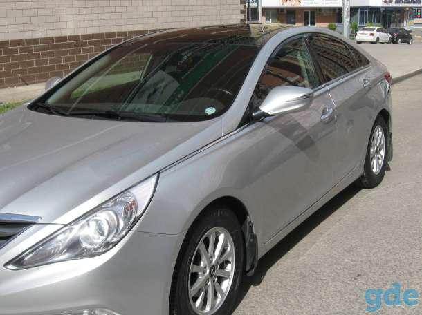 Hyundai Sonata, фотография 3