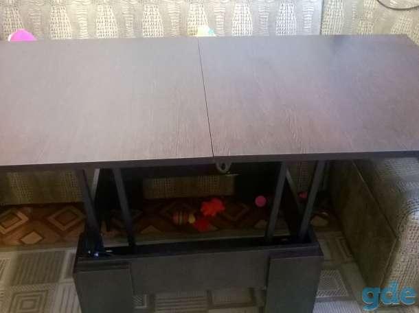 стол раздвижной, фотография 1