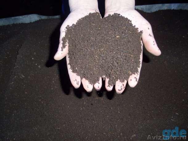 Биогумус - минеральное удобрение, фотография 4