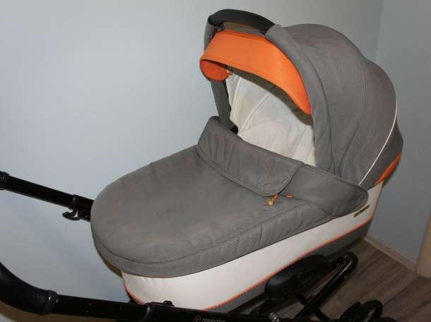 Продам детскую коляску Navington Galeon 2 в 1 в отличном состоянии, фотография 2