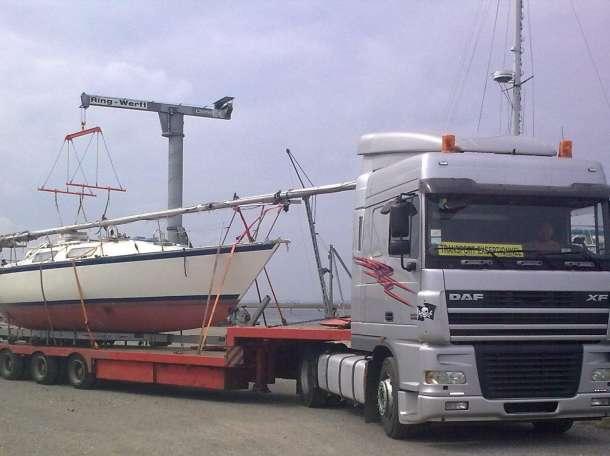 Транспортировка-доставка лодок,катеров, яхт, фотография 8