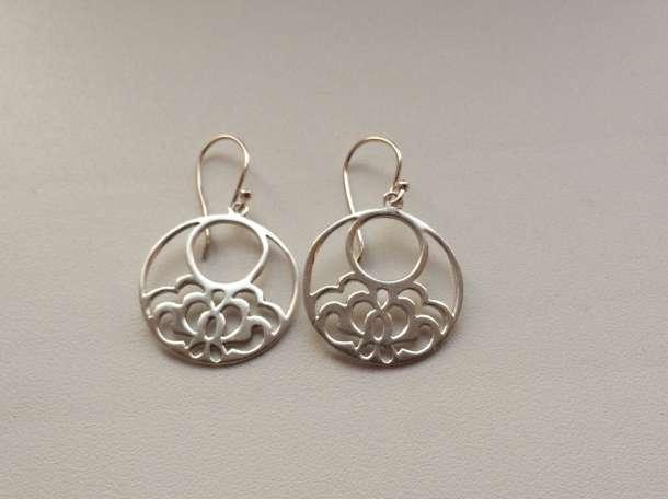 Серебрянные украшения , фотография 3