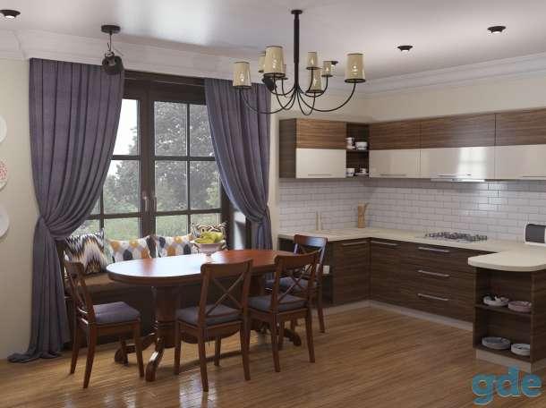 Дизайн интерьеров  домов и коттеджей, фотография 3