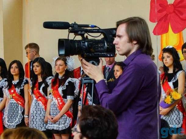 Профессиональные видеоуслуги, тв-курсы, фотография 10