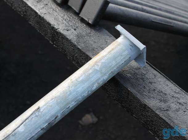 Столбы металлические, фотография 6