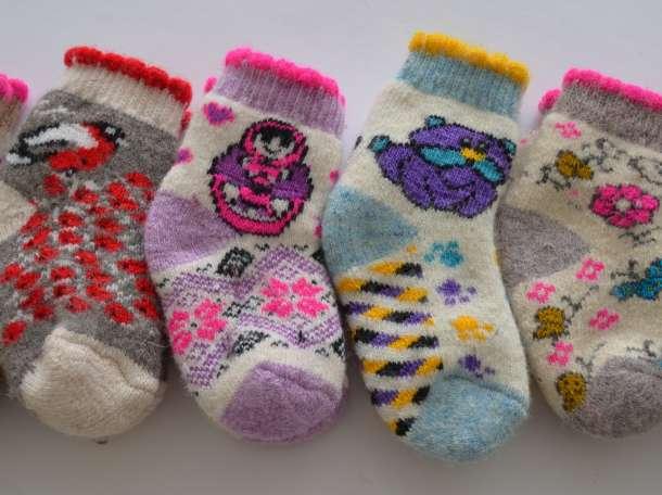 Чулочно-носочные изделия из шерсти от производителя., фотография 9