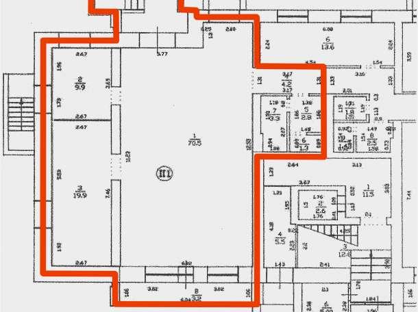 Сдам помещение свободного назначения общей площадью 115 кв.м., фотография 8