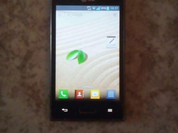 Продам телефон LG-E612 (+чехлы), фотография 1