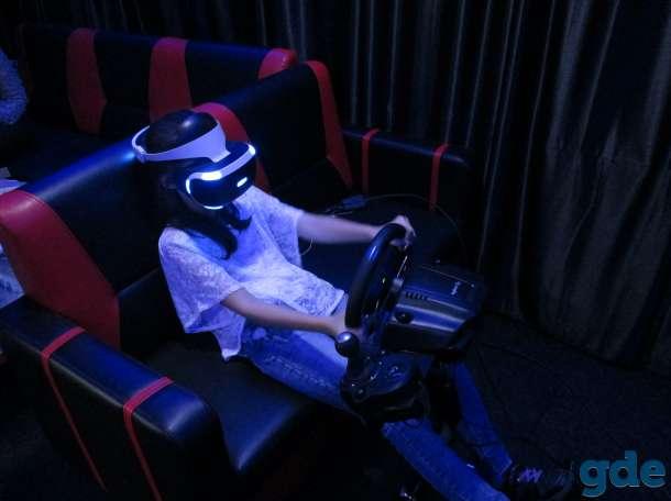 Погружение в мир виртуальной реальности, фотография 7