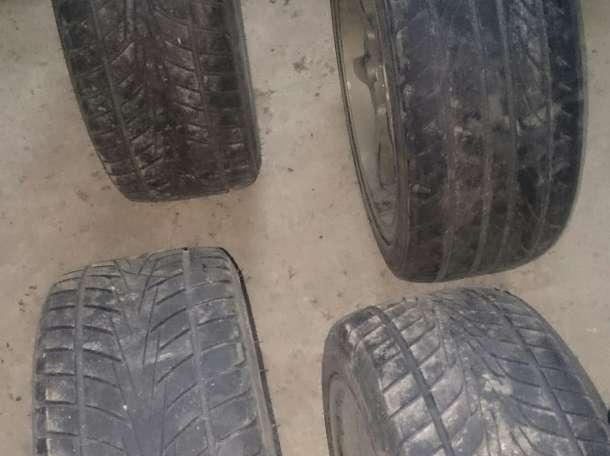 17е кованные б\у диски FR Wheels (Racing), фотография 5