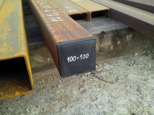Труба 100 х 100 х 4, фотография 1