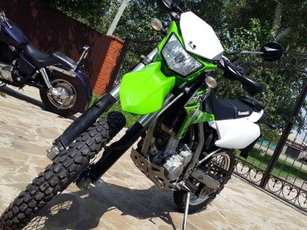 Kawasaki KLX 250, 2016, фотография 7
