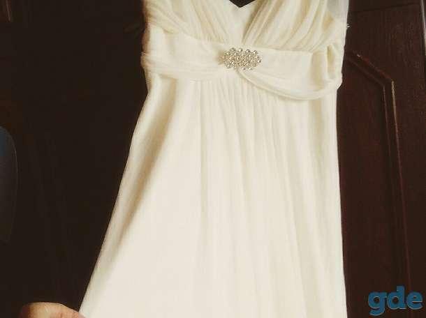 Шикарное платье для выпускного или свадьбы для пышной девушки, фотография 1