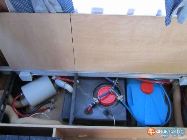 Дом на колесах, прицеп дача для легкового автомобля  BUERSTNER AMARA 690 TS, фотография 8