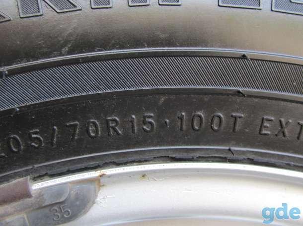 Комплект колес на дисках для Шеви, фотография 3