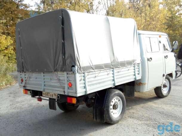 Продам грузопассажирский УАЗ 39094 Фермер, фотография 9
