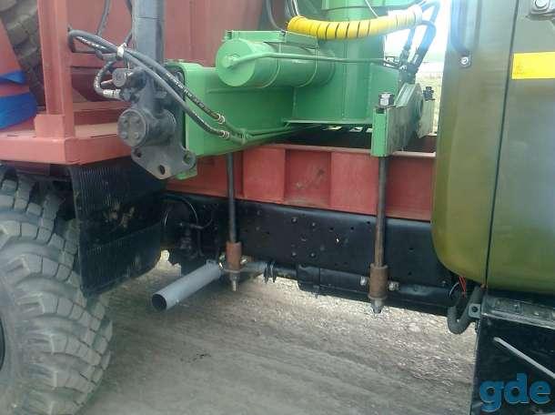 сортиментовозный тягач на шасси Урал, фотография 6