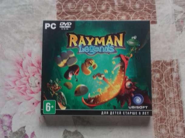 Продам игру компьютерную Rayman Legends , фотография 1