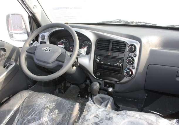 Новый Kia Bongo III J2 4x4 Двухкабинный., фотография 2