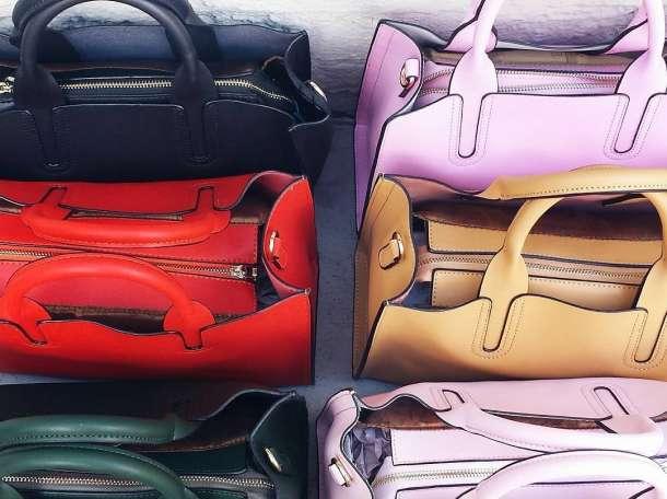 Кожаные сумки и рюкзаки., фотография 8